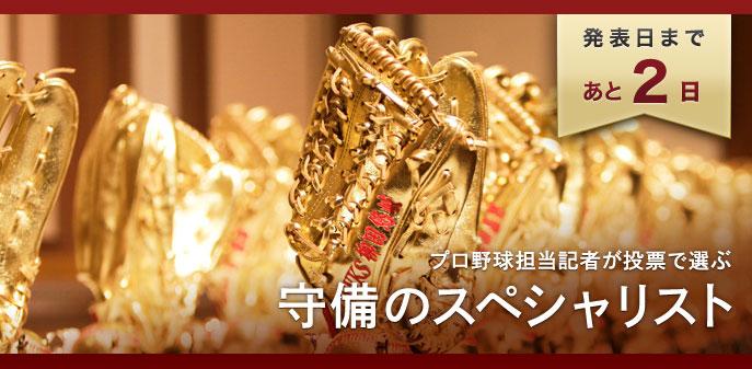 第49回 三井ゴールデン・グラブ賞